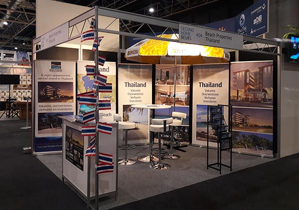 Second Home Thailand beurs